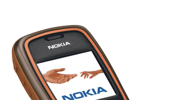 Nokia 5500, announced in 2006. Microsoft will license the Nokia name for the next 10 years.