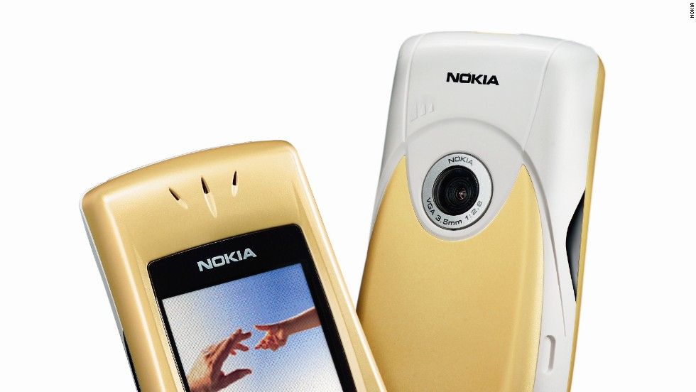 Nokia 3650, introduced in 2003. Analysts say the deal will likely benefit Microsoft in the same way that creating and making smartphones has for Apple.