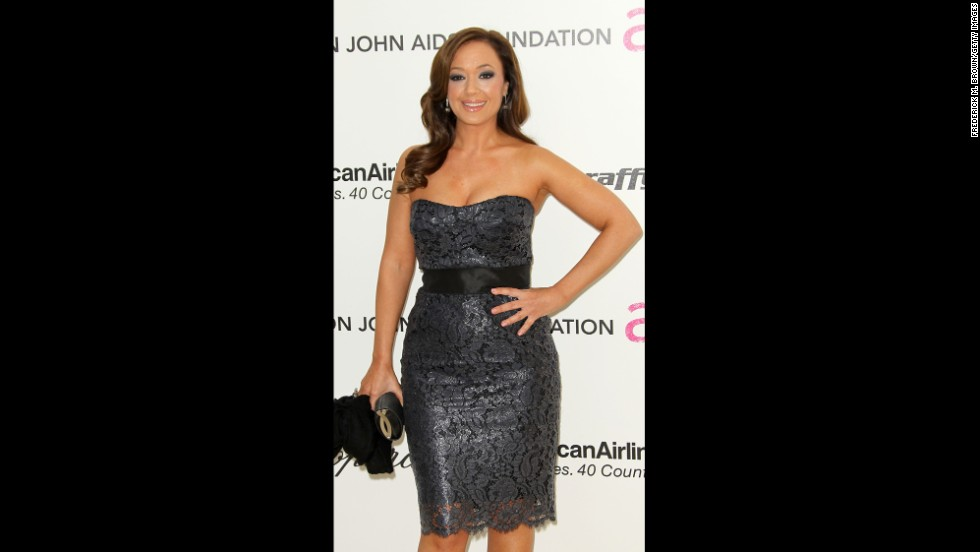 "Leah Remini is probably best known for her role in ""The King of Queens"" and has also co-hosted ""The Talk."""