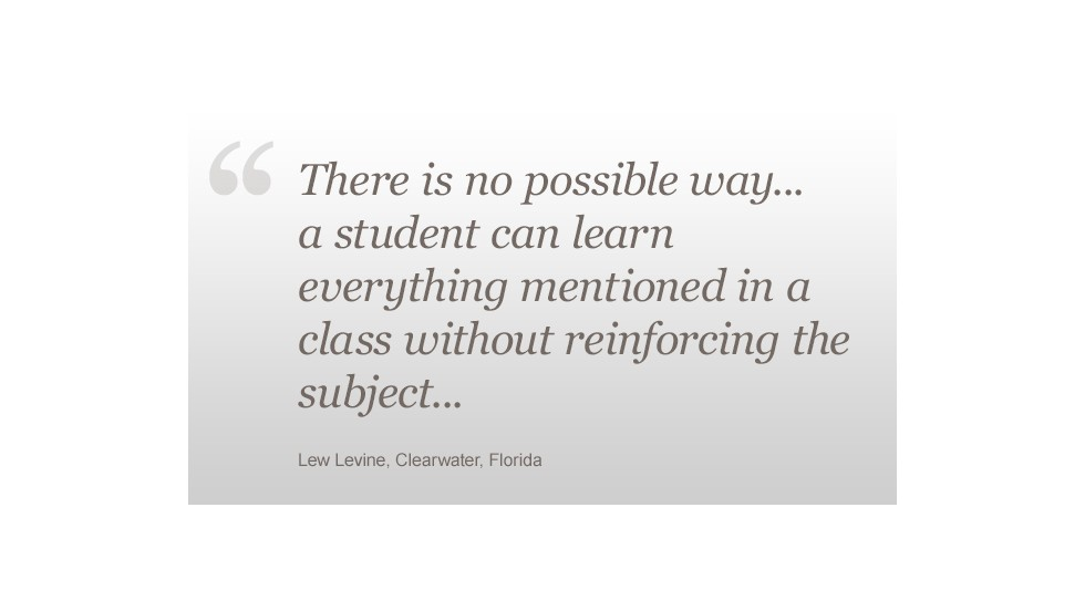 homework debate too much too little or busy work cnn homework lew levine quote