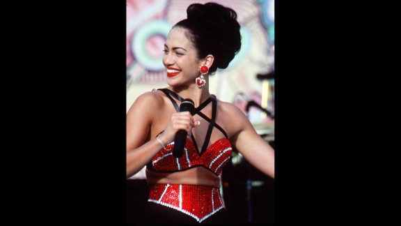 "When Jennifer Lopez was picked to play Mexican-American singer Selena in a biopic about the singer's sadly shortened life, critics shook their heads and a few even protested. How could Lopez, a Puerto Rican-American who had yet to show any vocal range, take on the legacy of immensely talented Tejano songbird? With lip-syncing and commitment. ""Selena"" wound up being one of Lopez's standout performances."