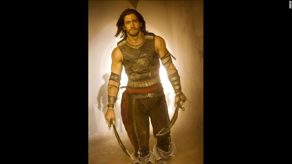 "Jake Gyllenhaal's career has had its high points, but 2010's ""Prince of Persia: Sands of Time"" was not one of them. Criticism of the film aside, the casting of Gyllenhaal in the title role was awfully suspicious. The Atlantic succinctly summed up what everyone was thinking at the time with the headline <a href=""http://www.theatlanticwire.com/entertainment/2010/05/why-is-a-white-actor-playing-prince-of-persia-title-role/24296/"" target=""_blank"">""Why is a White actor Playing (the) 'Prince of Persia' title role?""</a>"