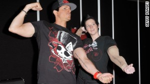 Zak Bagans Muscle And Fitness Zak Bagans Muscle And ...