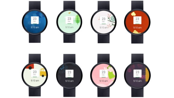 The web is replete with rumors of a Google timepiece and this is how one designer, called Adrian Maciburko, imagines it to look. His Google Time concept would respond to a series of gestures and voice searches to navigate the OS, displaying information like weather, notifications and maps.