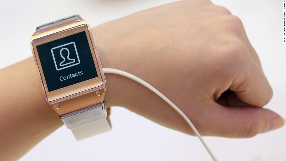 Samsung Galaxy Gear: The crazy concepts vs the sober reality - CNN