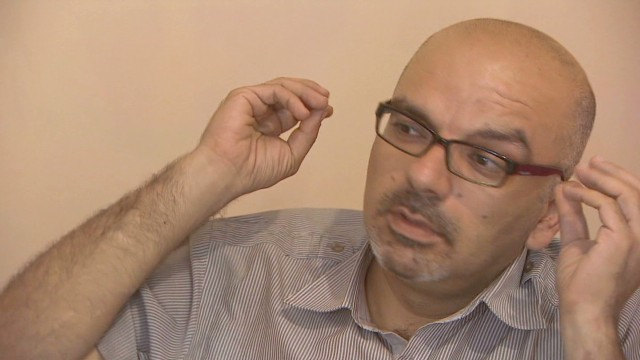 Syrian activist speaks out against airstrikes