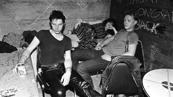 """We had no preconceived notions of what we were going to be,"" leader John Doe told CNN in 2004. His Los Angeles-based band, X, got lumped in with the punks, but their influences included rockabilly and country. It was their ""scary"" style and singer Exene Cervenka's otherworldly voice that made such songs as ""Los Angeles"" and ""Johnny Hit and Run Paulene"" fit with the overall scene."