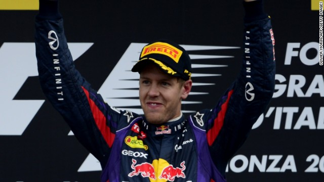 What's behind Vettel's winning streak?