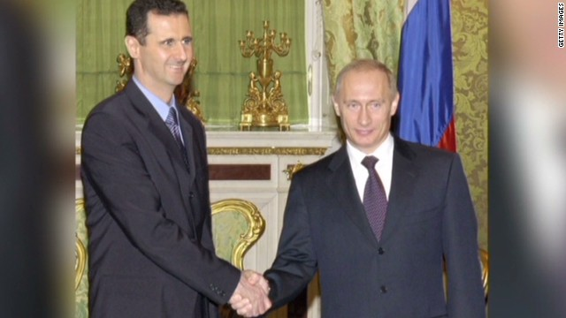 Russia pushes for diplomacy in Syria