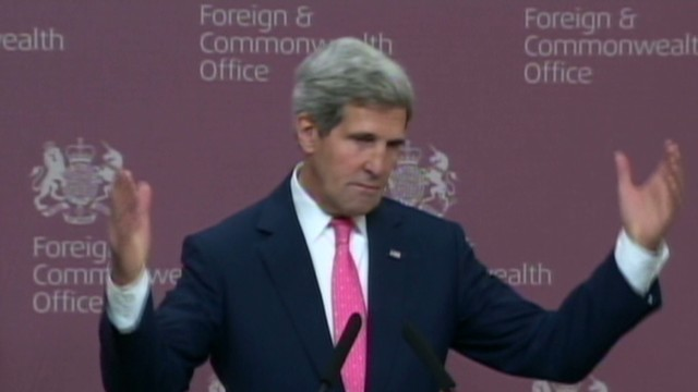 Did Kerry offer Syria a way out?