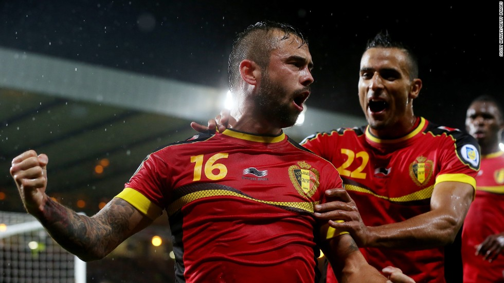 Belgium is one of the teams fancied to do well in Brazil. The Belgians reached the semifinals in 1986 and are expected to challenge in the later stages this time around thanks to a crop of outstanding young players.