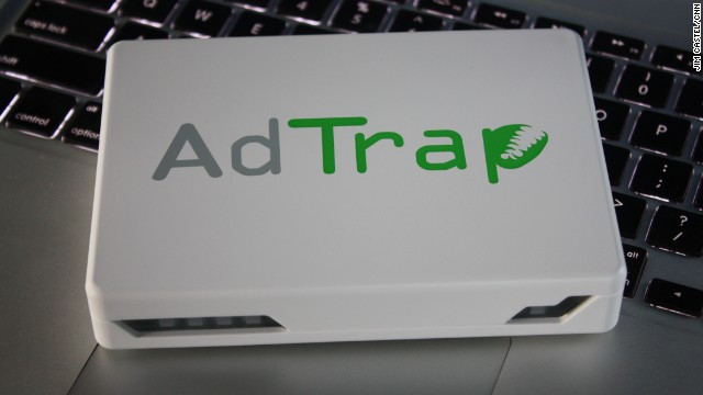 New device eliminates all online ads