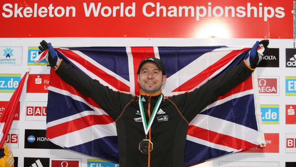 Bromley has enjoyed all manner of accolades during an already illustrious career; among the highlights was the world title won in Altenberg, Germany, in 2008.