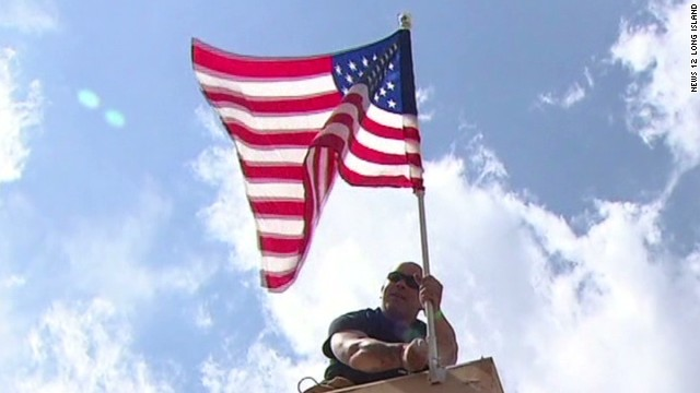 9/11 organization helps rebuild house