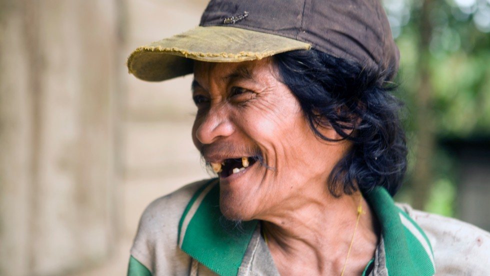 The indigenous Talang Mamak and Orang Rimba people still live in Sumatra.
