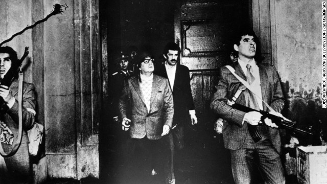 Chile's 9/11: Survivors recall horrors of Pinochet coup, 40 years ...
