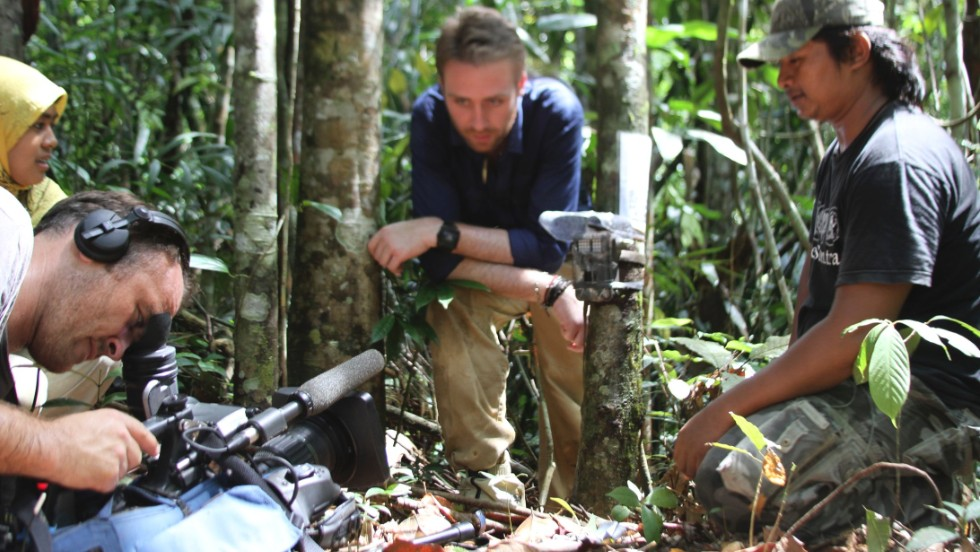 """Expedition: Sumatra"" is an eight part special program filmed in one of Indonesia's most endangered regions."