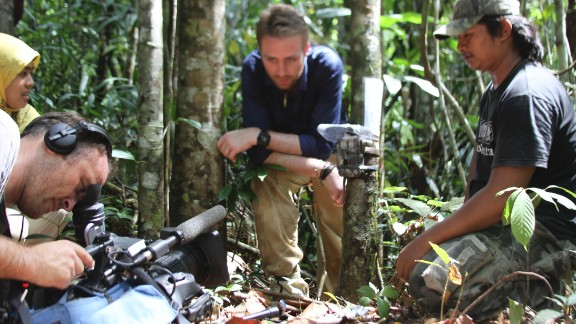 """Expedition: Sumatra"" is an eight part special program filmed in one of Indonesia"