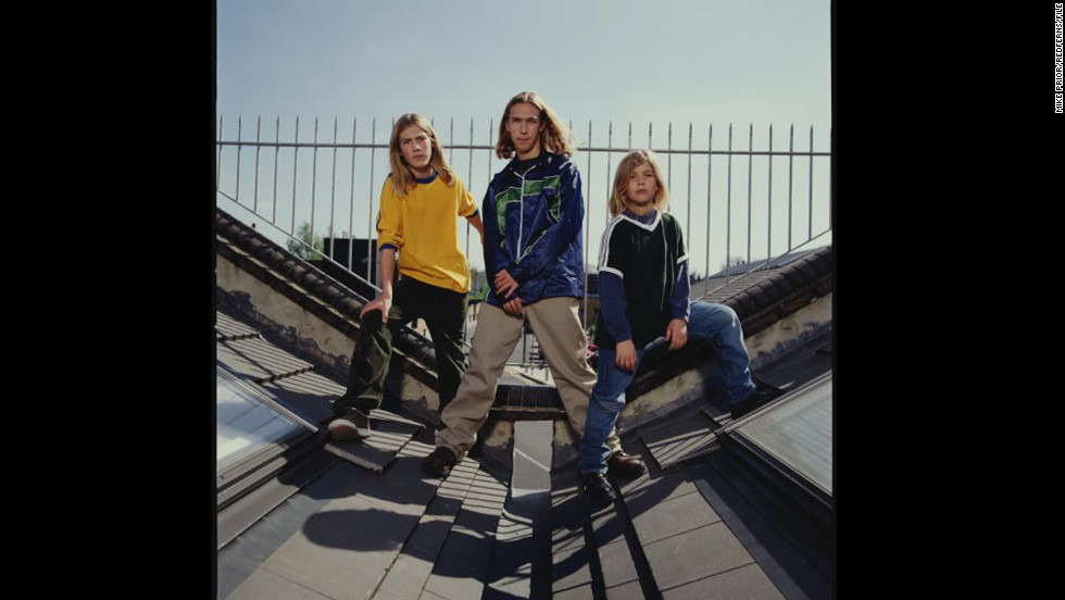 "The three Hanson brothers ""MMMBop""ed their way into pop culture and many a young girl's heart. They may be married dads now, but they haven't forgotten how good the '90s were to them; <a href=""http://marquee.blogs.cnn.com/2011/12/01/hanson-to-release-mmmhop-ipa/?iref=allsearch"" target=""_blank"">they crafted a beer</a> named after their biggest hit. In 2017 they announced their ""Middle of Everywhere 25th Anniversary Tour,"" which kicked off in Germany in June."