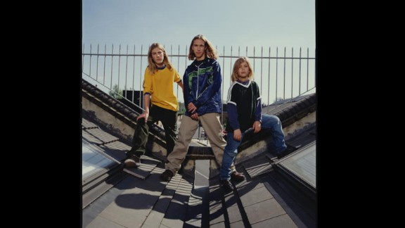 "The three Hanson brothers ""MMMBop""ed their way into pop culture and many a young girl's heart. They may be married dads now, but they haven't forgotten how good the '90s were to them; they crafted a beer named after their biggest hit. In 2017 they announced their ""Middle of Everywhere 25th Anniversary Tour,"" which kicked off in Germany."
