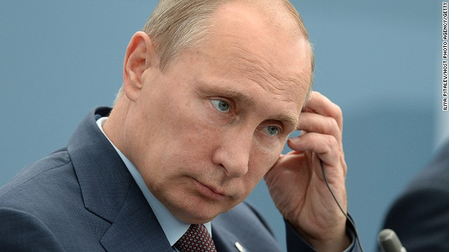 Vladimir Putin argued against U.S. strikes in Syria in a controversial op-ed for the New York Times