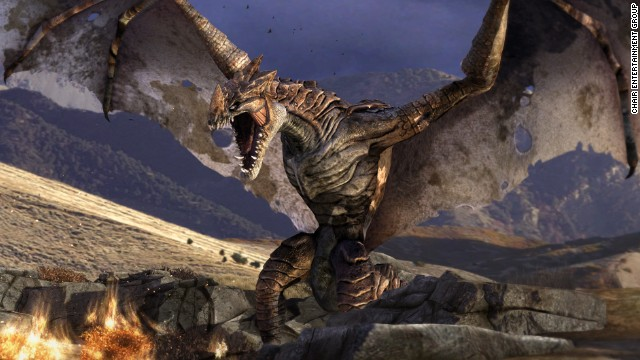 """Infinity Blade III,"" the final installment in the series, will launch September 18 and uses the iPhone 5S's 64-bit chip."