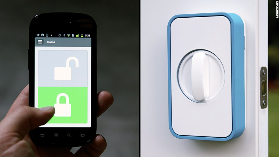 Smart cars and smart homes still connect through smartphones. Lockitron, for example, is a service that lets you use your smartphone to unlock your doors.<br />