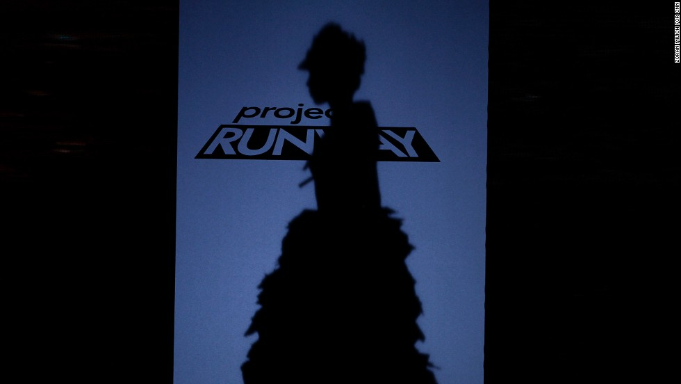 """Project Runway,"" the popular fashion reality competition, put on its own show during New York Fashion Week."