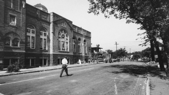 The 16th Street Baptist Church served as a rallying point during the civil rights movement. It was declared a national historic landmark in 2006.