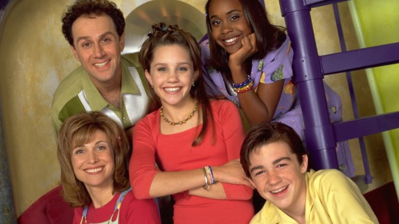 """Before suffering from some well-publicized personal problems, Amanda Bynes, center, used the success of Nickelodeon's """"All That"""" to land a starring gig on """"The Amanda Show."""""""