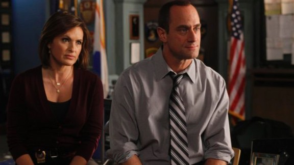 """Think of NBC's original """"Law & Order"""" as the mothership that's spun off several series before ending its 20-season run in 2010. Among the satellites is """"Law & Order: Special Victims Unit"""" (here with Mariska Hargitay and Christopher Meloni.)"""