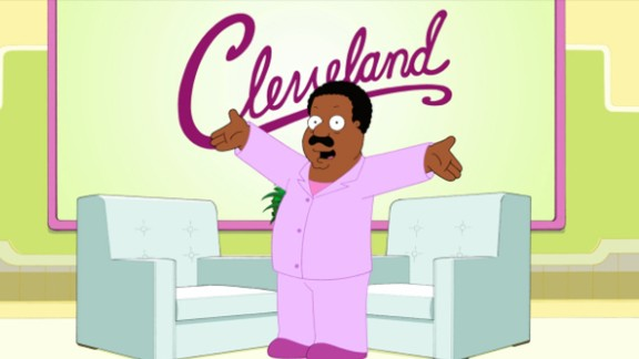 """Fox's """"The Cleveland Show"""" followed the exploits of Cleveland Brown, who was a recurring character on """"Family Guy."""""""