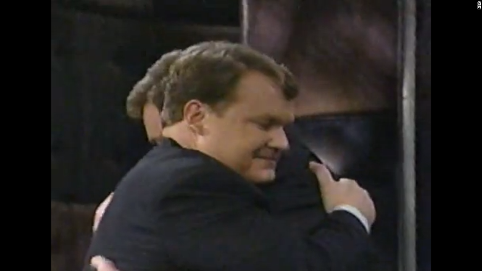 "The year 2000 brought an emotional farewell for Conan O'Brien's sidekick, Andy Richter. The comedian <a href=""http://articles.latimes.com/2000/may/24/entertainment/ca-33277"" target=""_blank"">wanted to try his hand at a broader range of TV and film roles. </a>"