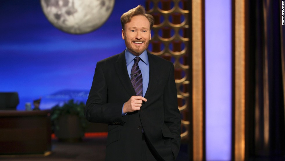 "After a wildly popular nationwide comedy tour in 2010, Conan debuted his new late night show on TBS to much fanfare. <a href=""http://vimeo.com/24128620"" target=""_blank"">The cold open</a> joked about Conan's NBC afterlife, which supposedly included doing a bunch of low-paying jobs and being a lazy bum around the house. (He even tried to get work at ""Mad Men's"" advertising world, where Jon Hamm as Don Draper reminded him that he has zero ad experience, and also, it's set in 1965 and Conan would be 2 years old.)"