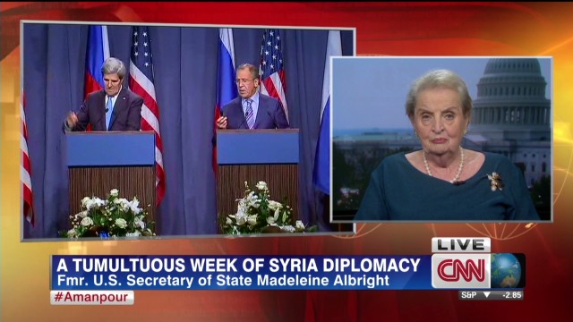 A tumultuous week of Syria diplomacy