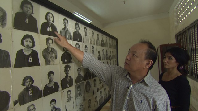 Cambodia remembers genocide