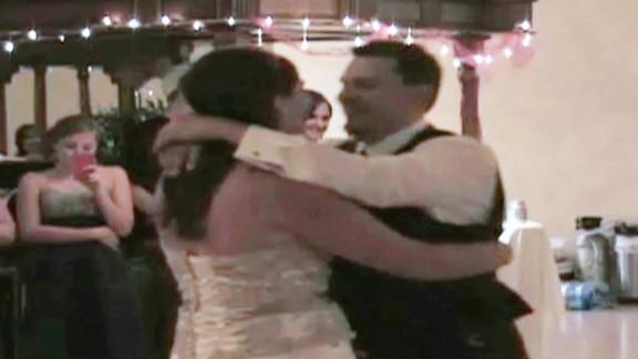 Jordan and Cody Johnson wedding video clip