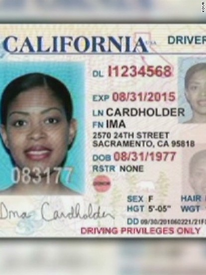 Driver's licenses for undocumented workers California lawmakers