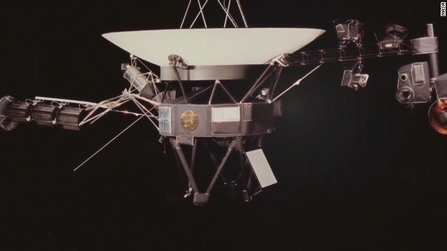 NASA: Voyager has left the solar system
