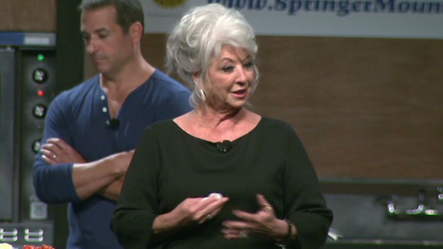 Paula Deen is back y'all