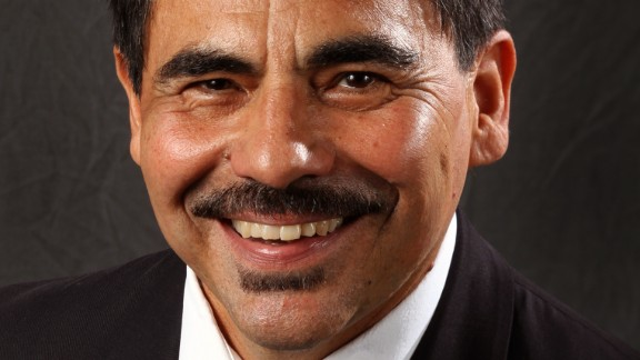 Robert Lopez pushed for Hispanic Heritage Month when he was an intern on Capitol Hill in 1988.