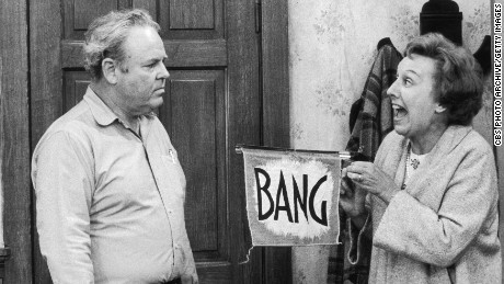 Carroll O'Connor portrayed the infamous Archie Bunker in  the television series 'All in the Family.'