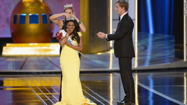 New Miss America facing race backlash