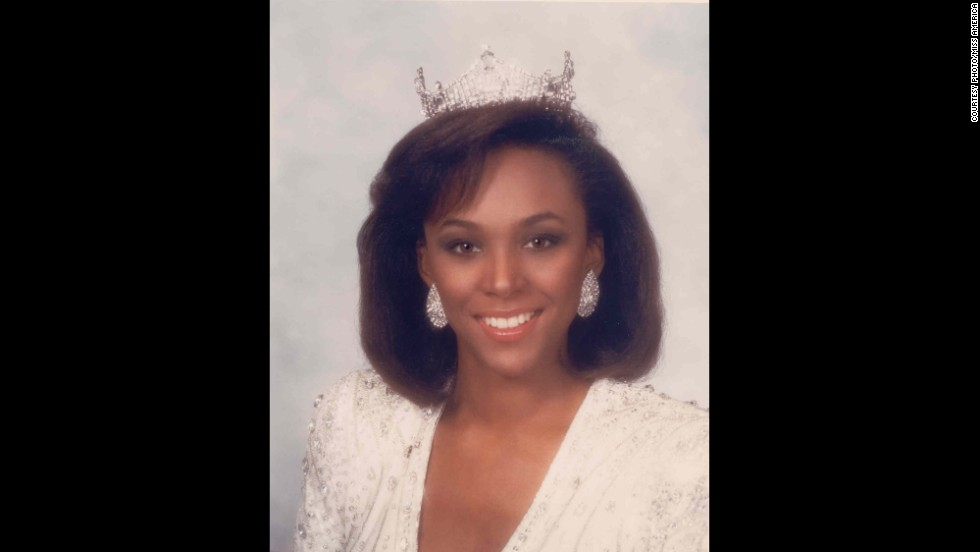 Debbye Turner, from Missouri, was 1990's Miss America.