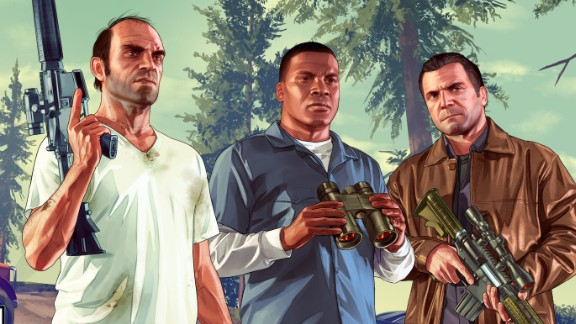 "The ""GTA"" series is open-ended, meaning players can largely do as they like."