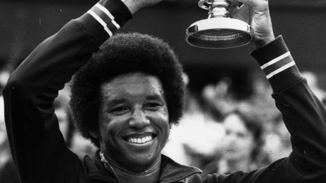 "the life and tennis career of arthur ashe Arthur ashe at wimbledon ashe in action the ashe family (camera, arthur and jeanne) ashe on the court ashe with nelson mandela â legendsarthur ashe""his toughest challenge was not on the tennis court but in the court of real life""responding to tough challenges was a natural part of arthur ashe's life."