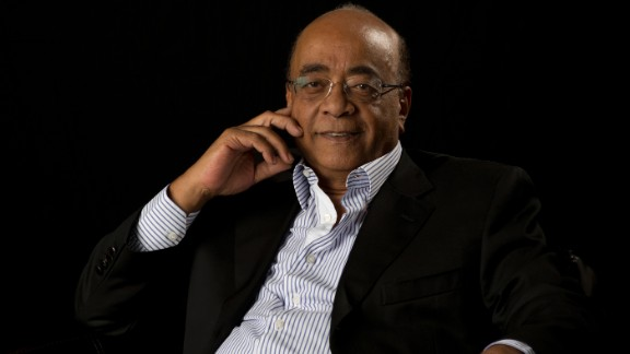 Mo Ibrahim is a Sudanese communications billionaire. He created the foundation bearing his name in 2006, with the aim of improving leadership and governance in Africa.