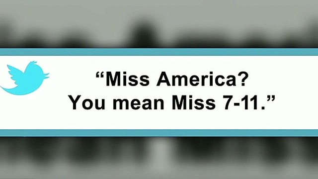 Miss America responds to racist remarks