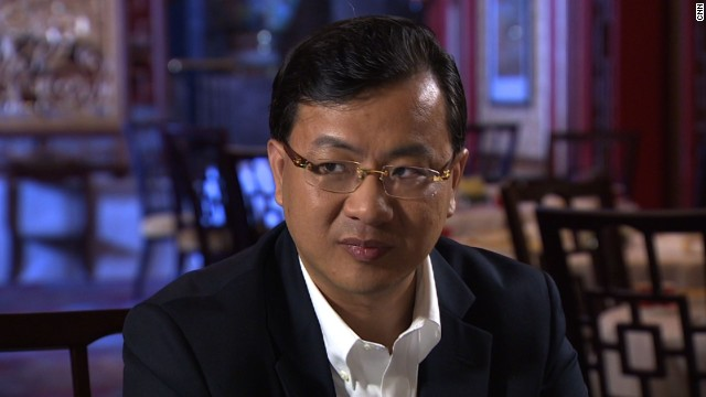 "David Wei, who appears in this months' episode of ""On China,"" is a former CEO of Alibaba.com."