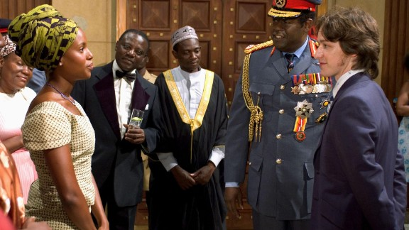 "In 2006, Washington appears as Kay Amin, dictator Idi Amin's youngest wife, opposite Forest Whitaker and James McAvoy in ""The Last King of Scotland."""